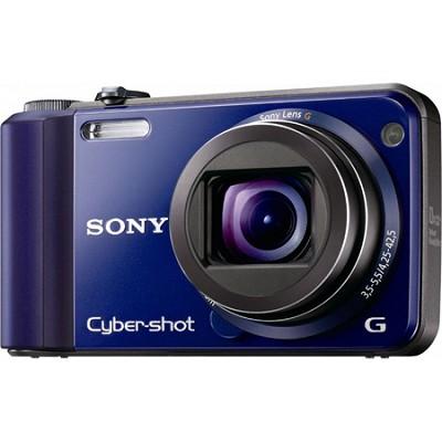Cyber-shot DSC-H70 Blue Digital Camera