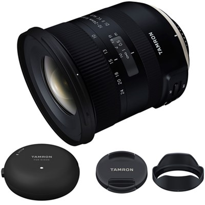 10-24mm F/3.5-4.5 Di II VC HLD Lens B023 For Nikon with Lens Accessory