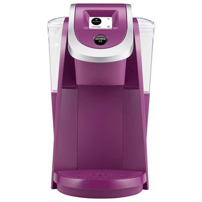 2.0 K250 Coffee Maker Brewing System - Violet