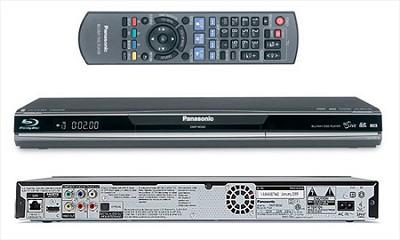DMP-BD60K - High-definition Blu-ray Disc Player  -  Refurbished