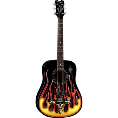 Bret Michaels Player Acoustic Guitar Bundle - OPEN BOX