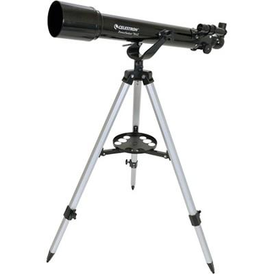 21036 - PowerSeeker 70AZ Telescope (Black)