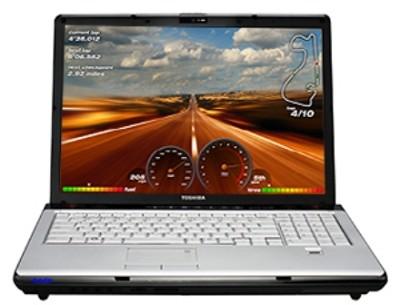 Satellite X205-SLi2 17` Notebook PC (PSPBUU-01900J)