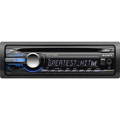 CDX-GT350MP MP3/WMA/CD Receiver