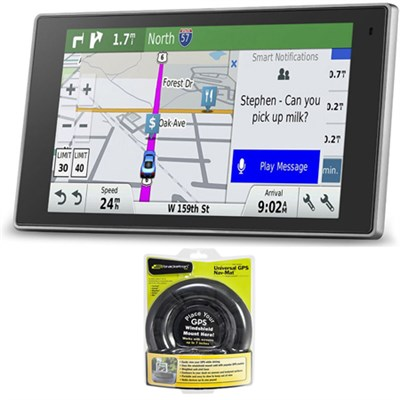 010-01531-00 DriveLuxe 50LMTHD GPS Navigator Friction Mount Bundle