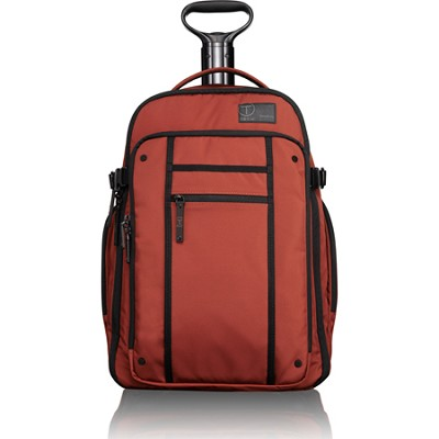 T-Tech Icon Jerry Wheeled Backpack (Sienna Red)