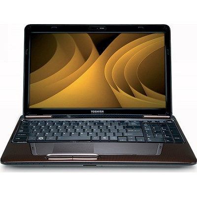 Satellite 15.6` L655D-S5159BN Notebook PC - Brown AMD N660