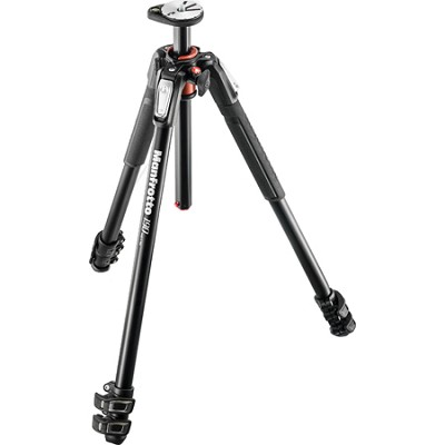 MT190XPRO3 3 Section Aluminum Tripod