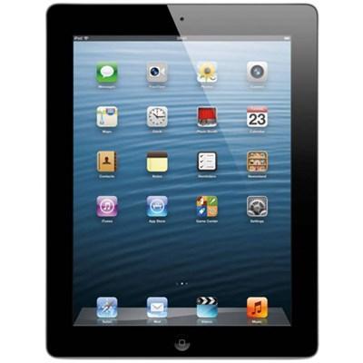 iPad with Retina Display MD512LL/A 4th Gen (64GB, Wi-Fi, Black)  Refurbished