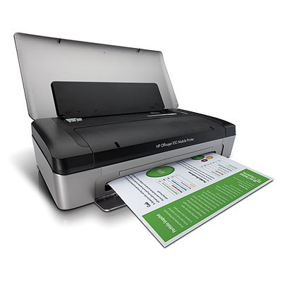 Officejet 100 Mobile Printer - OPEN BOX
