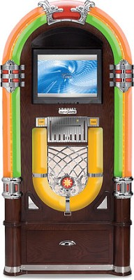 Digital full sized Jukebox CR12-Di