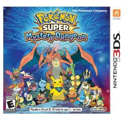 Pokemon Super Mystery 3DS