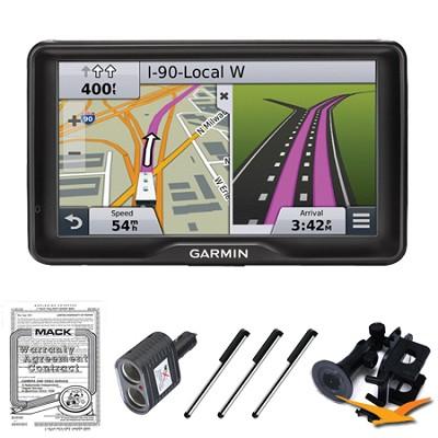 RV 760LMT GPS Navigator Ultimate Bundle