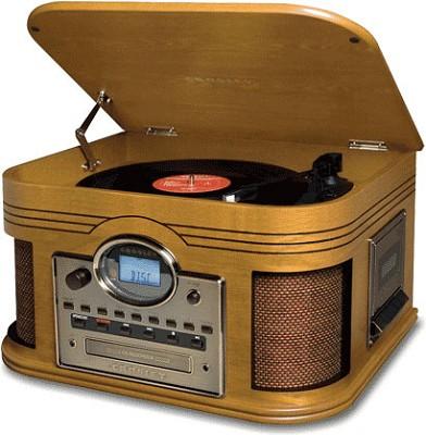 Composer CD Recorder - Oak CR247-OA