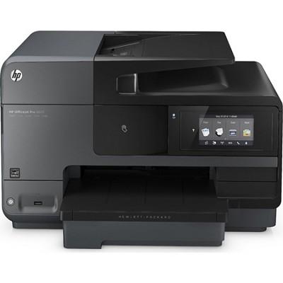 Officejet Pro 8620 e-All-in-One Wireless Color Printer - OPEN BOX