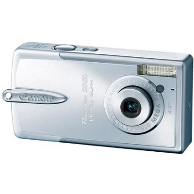 Powershot SD20 Silver Digital ELPH Camera