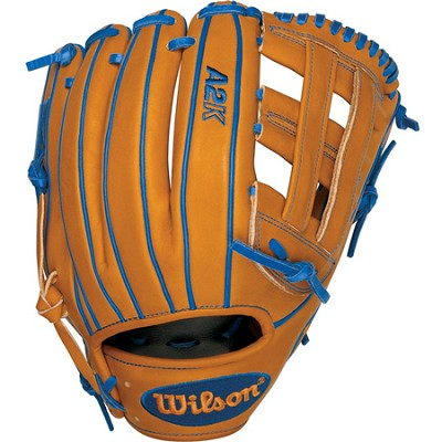 2013 A2K DW5 D Wright Game Model Fielder Glove - Right Hand Throw - Size 12`