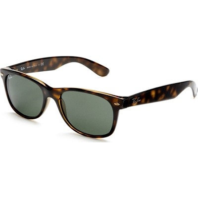 New Wayfarer Classic Sunglasses Tortoise 55mm