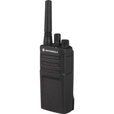 RMU2080 On-Site 8 Channel UHF Two-Way Business Radio w/ NOAA - Black - OPEN BOX
