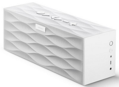 Big Jambox Wireless Bluetooth Speaker - White Wave - OPEN BOX