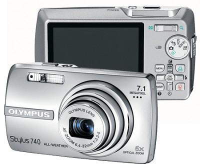 Stylus 740 Digital Camera