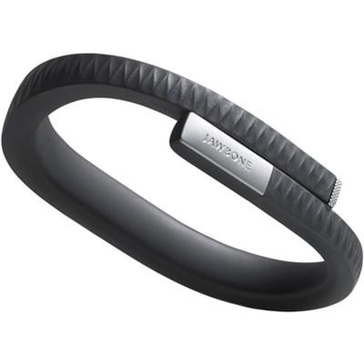 UP by Jawbone - Medium Wristband - Onyx (Certified Refurbished)