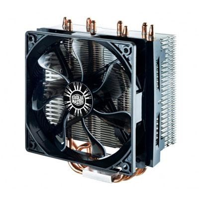 CPU Cooler with 4 Direct Conta