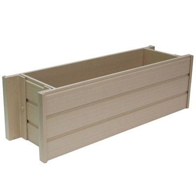 EcoChoice 24` Rect Window Box