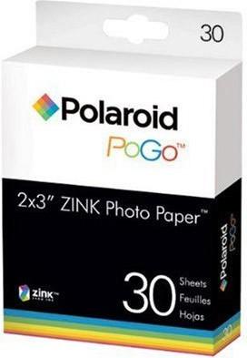 2x3 Zink Photo Paper 30 sheets