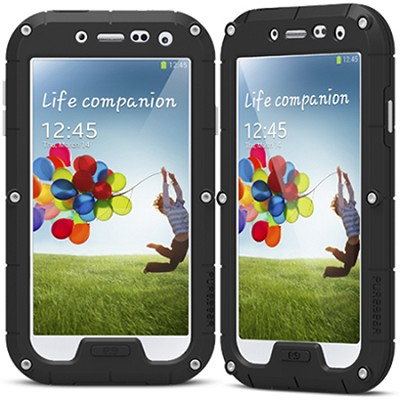 Samsung Galaxy S4 PX260 Weatherproof Extreme Protection System Black PG-60177PG