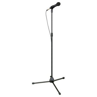 Center Stage Microphone with On/Off Switch and Stand