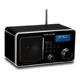 GDI-IRP1000 WiFi Wireless Internet Radio