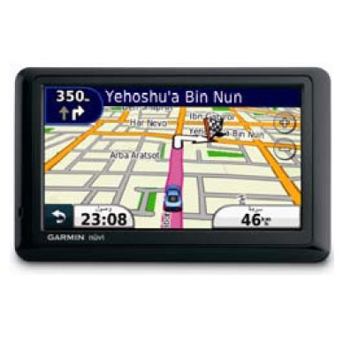 Nuvi 1410 GPS Navigation System for Israel