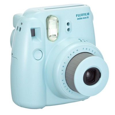 Instax 8 Color Instax Mini 8 Instant Camera - Blue