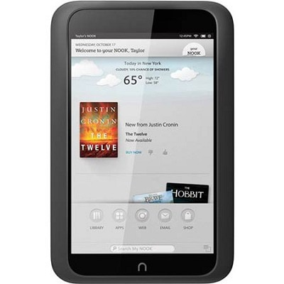 Nook HD 16GB 7` Tablet