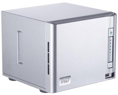 WDA4NC20000N 2TB WD ShareSpace Network Storage System with RAID