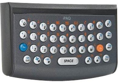 Thumb Keyboard for iPAQ hx2000, rz1700 and hx4700 Series