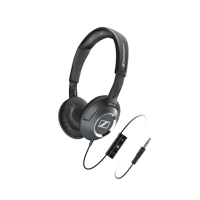 HD218i - On-Ear Closed Back Headphones w/ Dynamic Bass, Mic, & Smart Remote