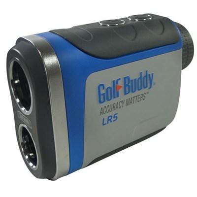 LR5 Golf Laser Rangefinder, Light Gray/Blue