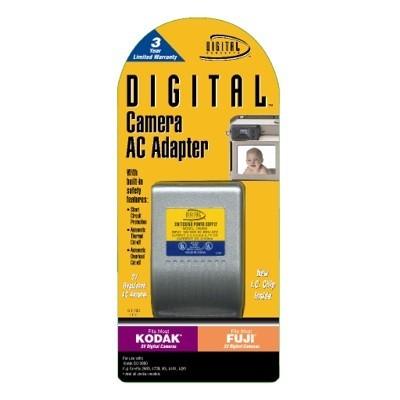 Digital Concepts AC Adapter for Fuji/Canon/Minolta/Pentax/HP 3V Digital Cameras