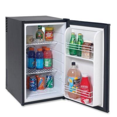 Superc 2.5cf Midsize Compact Dining Fridge OB, Black (OPEN BOX)