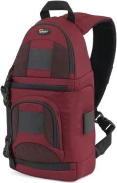 Sling Shot 100 AW Camera Backpack (Red)