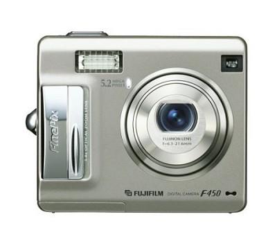 Finepix F450 Digital Camera