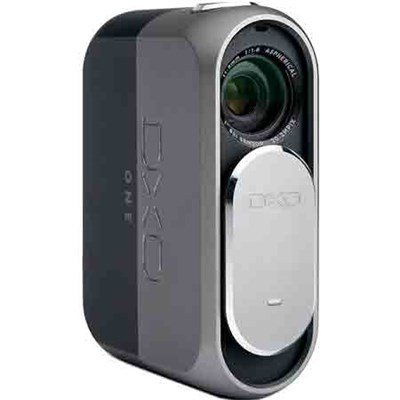 ONE Miniaturized Pro Quality Camera for iPhone and iPad