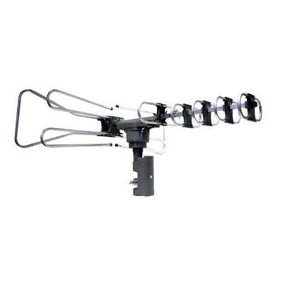 360 degree HDTV Digital Amplified Motorized Rotating Antenna - SC-603