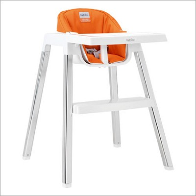 Club Lightweight High Chair (Orange)