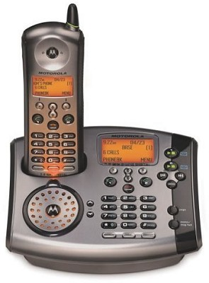 MD7081 5.8GHZ 2 Line Digital Cordless Phone  { C70 System }