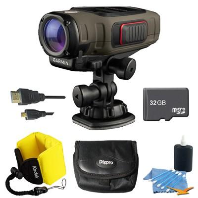 VIRB Elite Dark Action Camera 32GB Kit