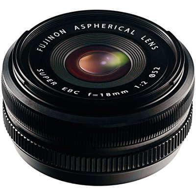 18mm F/2.0 XF Lens for  X-Pro1