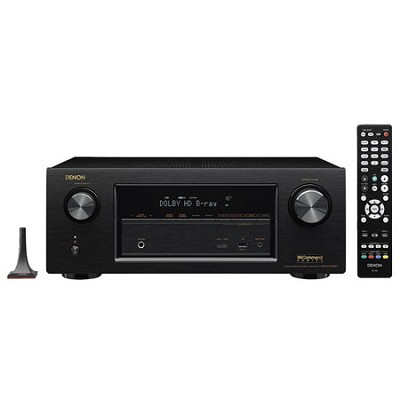 AVR-X3100W 7.2 Channel Full 4K Ultra HD A/V Receiver with Bluetooth and Wi-Fi